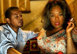 The Butler: Terrence Howard and Oprah Love Scene