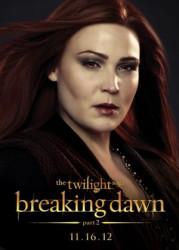 Lisa Howard as Siobhan in Breaking Dawn Pt 2