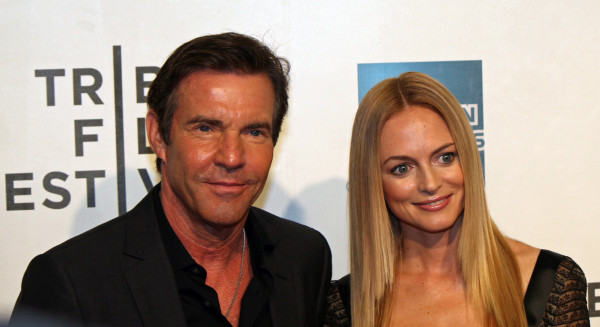 Tribeca: Dennis Quaid & Heather Graham
