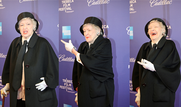 The many faces of Elaine Stritch - we should all have so much vitality at age 88 | Melanie Votaw Photo