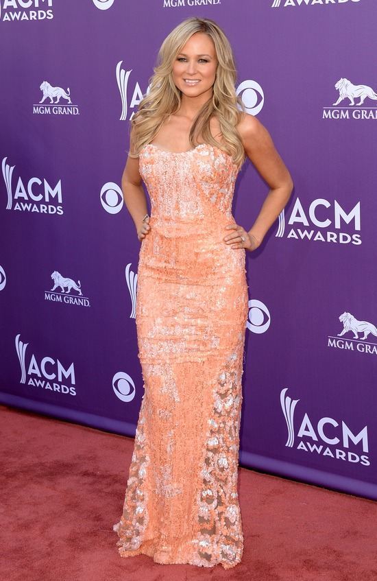 Jewel Shines at Academy of Country Music Awards