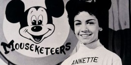 Annette Funicello: The Mickey Mouse Club