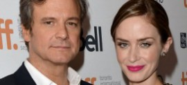 Arthur Newman: Colin Firth and Emily Blunt