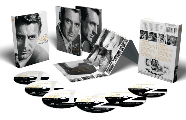 The Cary Grant Film Collection
