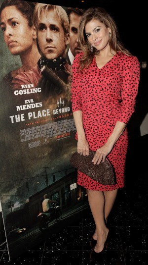 Eva Mendes: Place Beyond the Pines