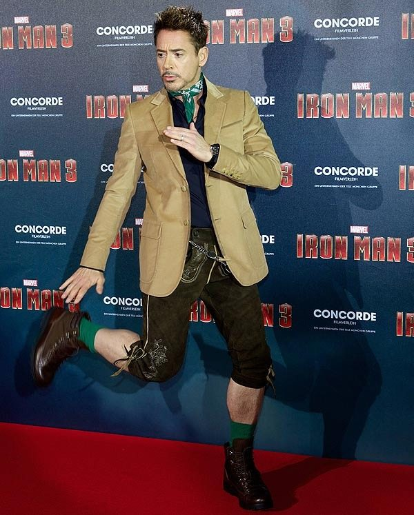 Iron Man 3: Munich Premiere