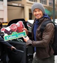 Kellan Lutz on Sesame Street: Vibrate!