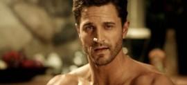 Kraft Dressing Ad: Shirtless Guy