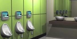 Urinal Games: Lehigh Valley Iron Pigs