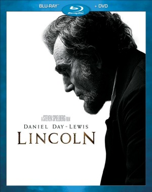 Lincoln 2-Disc Blu-ray DVD Combo