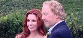Melissa Gilbert & Timothy Busfield