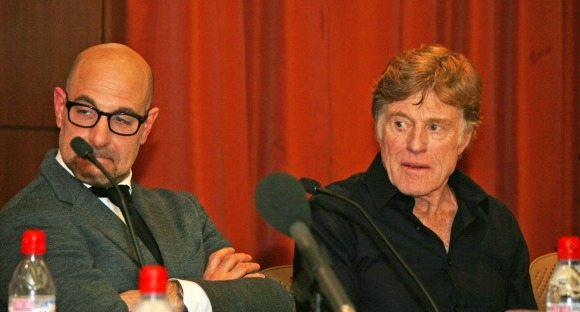 The Company You Keep; Robert Redford, Stanley Tucci