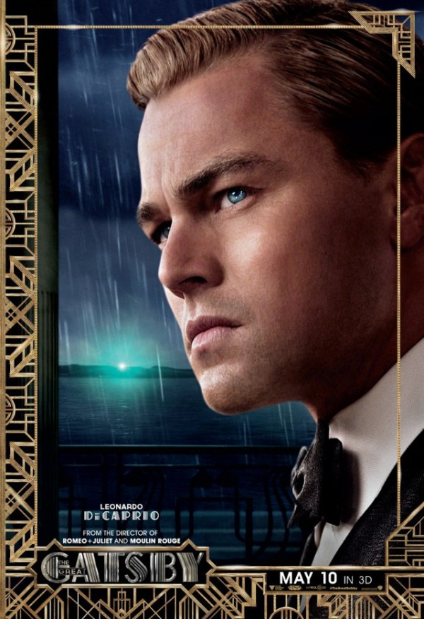 The Great Gatsby: Leonardo DiCaprio Poster