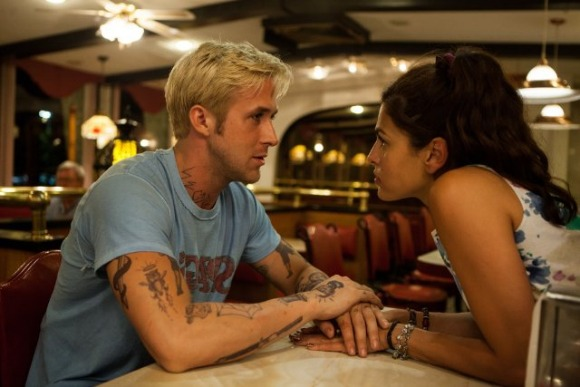 The Place Beyond the Pines: Ryan Gosling and Eva Mendes