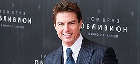 Tom Cruise: Oblivion Moscow Premiere