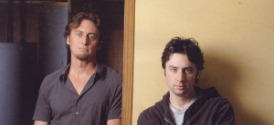 The Brothers Braff: Zach and Adam