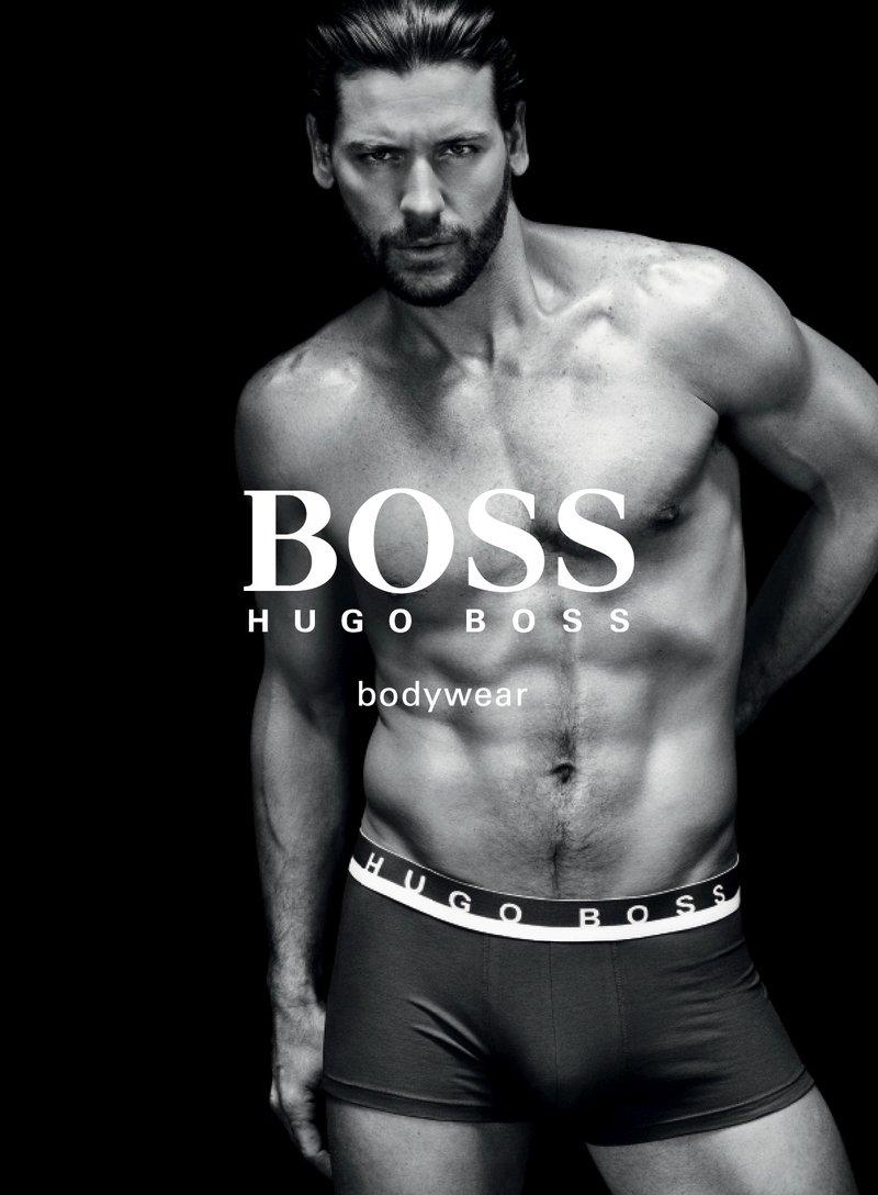 Hugo Boss ad