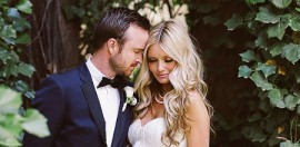 Aaron Paul Wedding