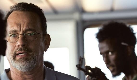 Tom Hanks as Captain Phillips