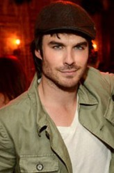 CW Upfronts: Ian Somerhalder