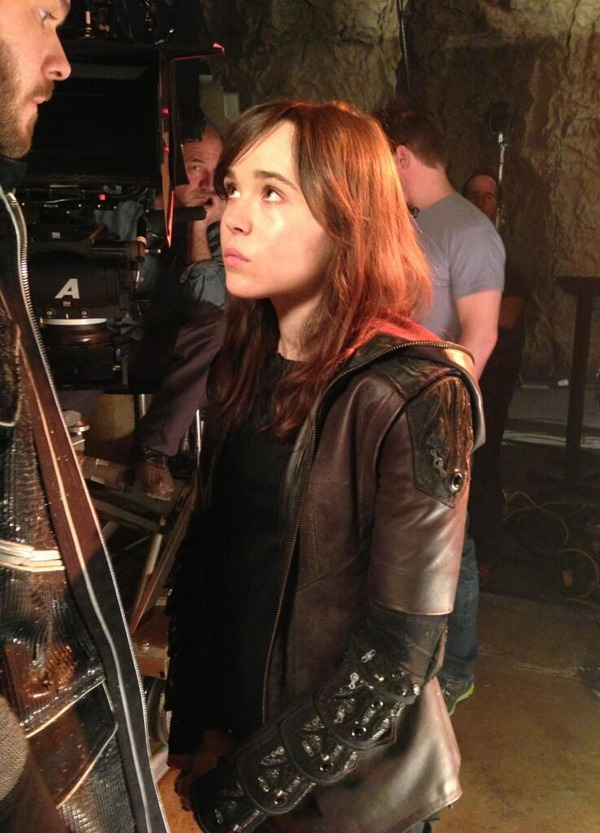 Ellen Page in X-Men: Days of Future Past