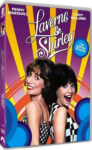 Laverne & Shirley Season 6