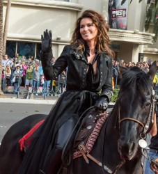 Shania Twain in Las Vegas