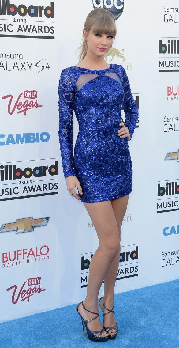 Taylor Swift at the 2013 Billboard Music Awards