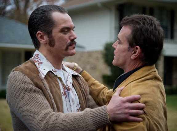 The Iceman: Michael Shannon and Ray Liotta