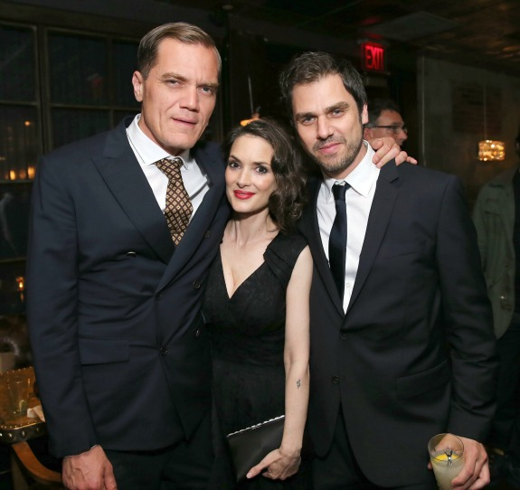 The Iceman New York Premiere