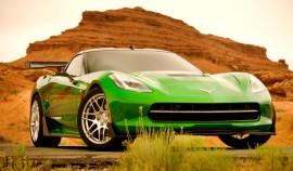 Transformers 4: Corvette Stingray