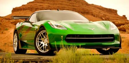 Transformers 4: Corvette Stingray