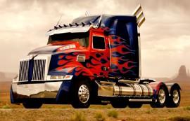 Transformers 4: Optimus Prime