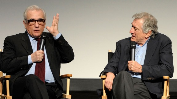Tribeca Film Festival: Martin Scorsese and Robert DeNiro