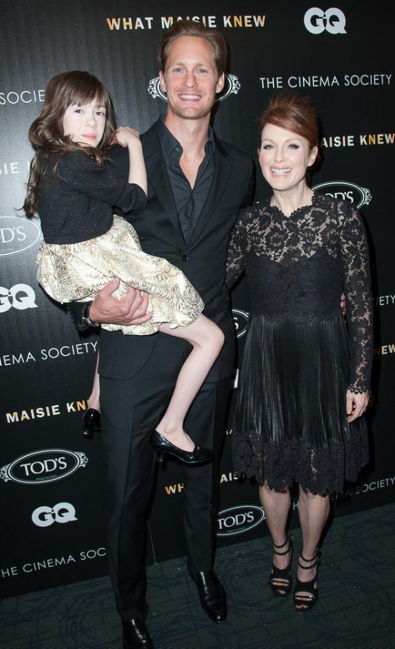 What Maisie Knew: Alexander Skarsgard
