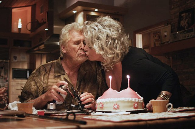Barry Bostwick, Lainie Kazan