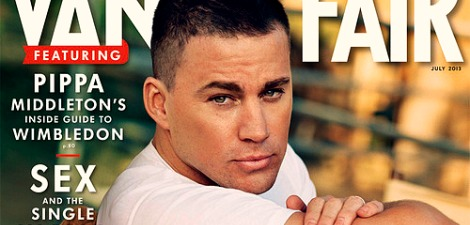 Vanity Fair: Channing Tatum