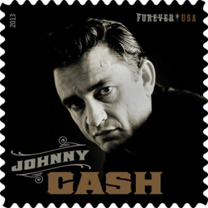 Johnny Cash Stamp