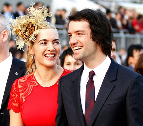 Kate Winslet and Ned Rocknrolla