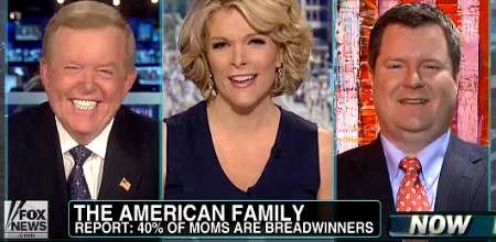 Megyn Kelly on Female Breadwinners
