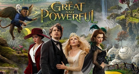 Oz the Great & Powerful