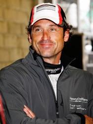 Patrick Demspey in Le Mans, France