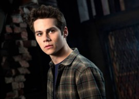Teen Wolf Season 3: Dylan O'brien at Stiles
