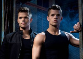 Teen Wolf Season 3: Max and Charlie Carver as Aiden and Ethan