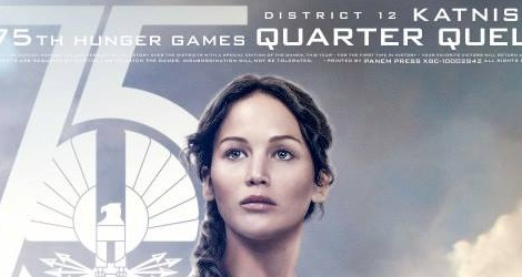 ger Games: Catching Fire - Katniss, Quarter Quell