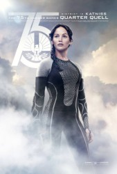 The Hunger Games: Catching Fire Katniss Poster