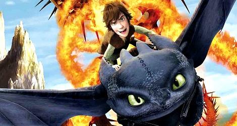 Dragons: Riders of Berk Giveaway