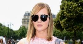 Jennifer Lawrence: Paris Fashion Week 2013