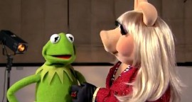 Royal Baby: Kermit and Miss Piggy