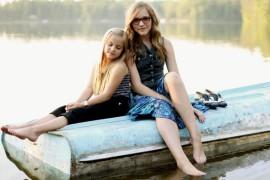 Maisy and Lennon Stella